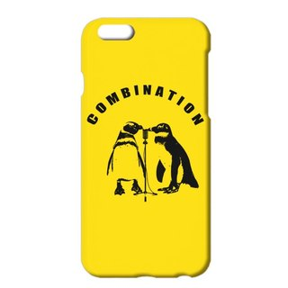 [IPhone case] combination / Yellow