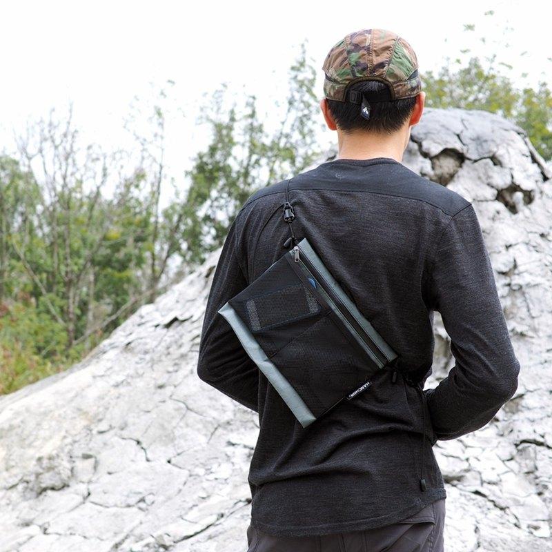 SURFACE MESH 輕量化胸前/斜背包
