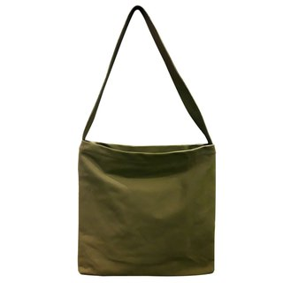 Super Fashion Shopping Bag / Shoppint Bag / L / Army Green