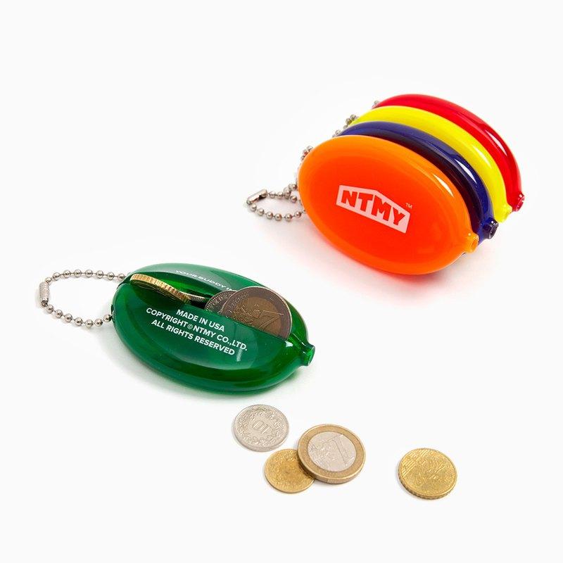 NTMY. Coin Holder 橡膠硬幣零錢包