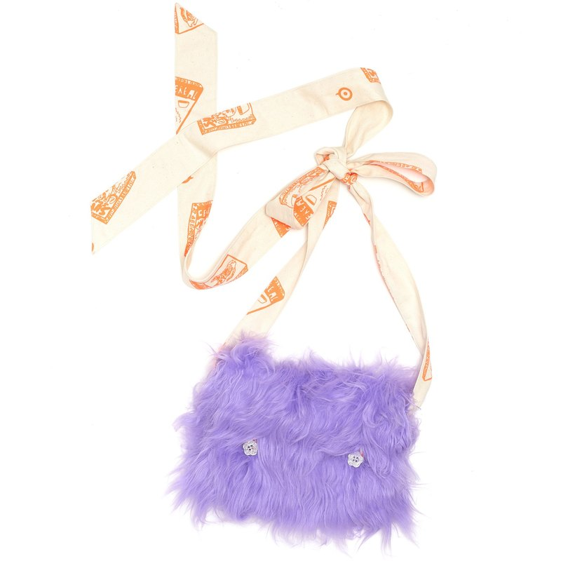 Fred Furry Friend Bag