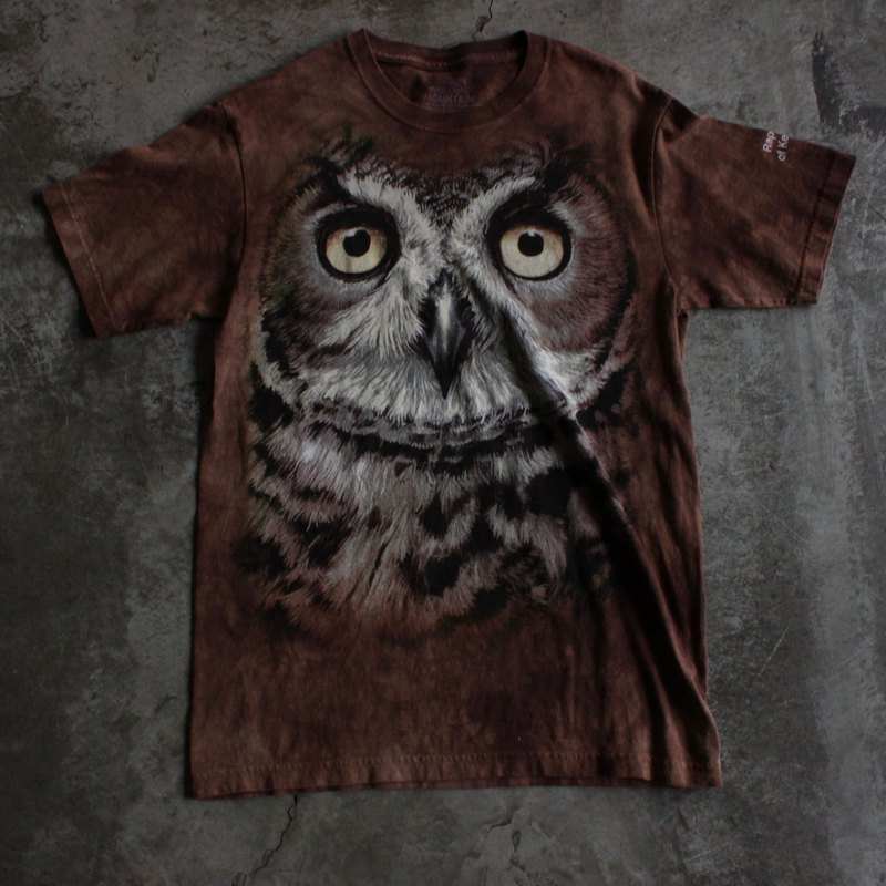 The Mountain Owl t-shirt