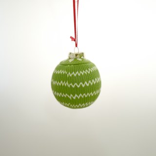 Christmas ball pendant