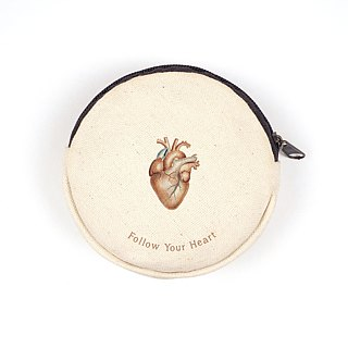 Heart Organ Purse