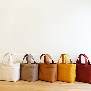 Plain Tote bag five colors