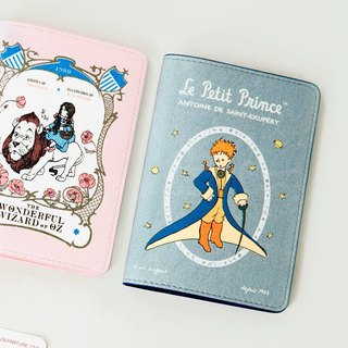 7321Design - Little Prince leather passport cover - cloak, 73D88476