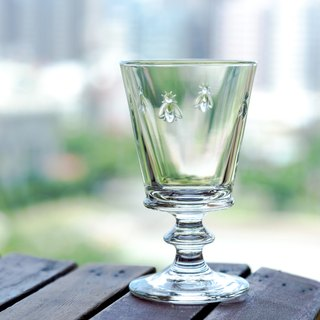 Bee low foot glass