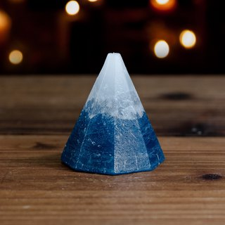 Hill modeling candle / iceberg / no fragrance