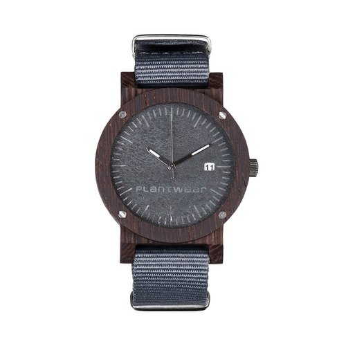 Plantwear – RAW SERIES – OAK WOOD TIMBER WRIST WATCH