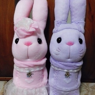 Fenny Rabbit Socks Doll - Martine Socks Dolls