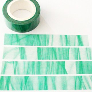 Masking Tape Tiffany Blue Satin
