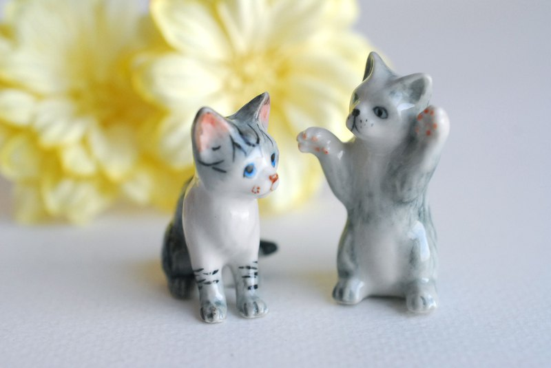 Miniature supplies, micro mini CATS, CATS miniatures, accessories for garden DIY