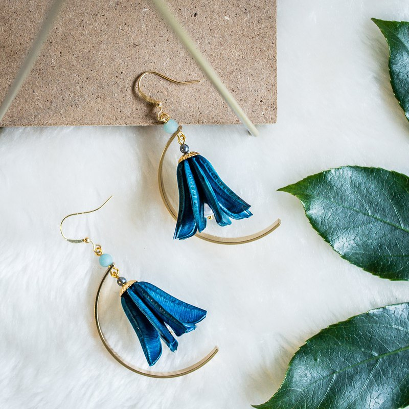 Shenlou Fruit Earrings - | Baolan Lakeside x Lily | (ear hook)