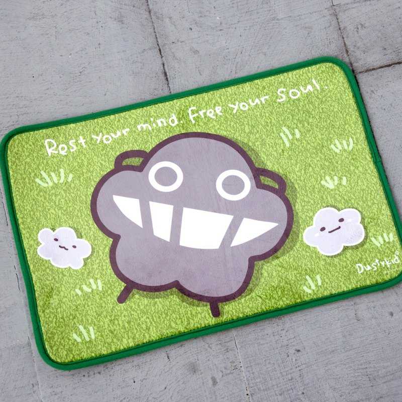 Dustykid Floor Mat Rest your mind. Free your soul.