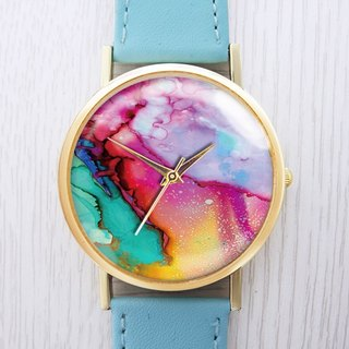 Watercolor Rendering - Women's Watch / Men's Watch / Neutral Table / Accessories [Special U Design]
