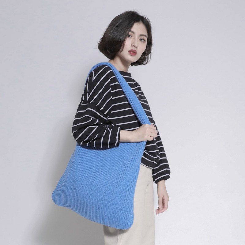 Perch perch knitted bag _7AB900_Qunqing