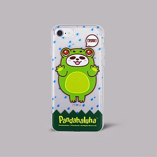 Pandahaluha Soft Case Transparent Case (iphone7 / 8) CTIPH7-PH-58