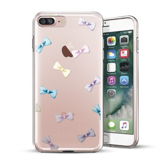 AppleWork iPhone 6/7/8 Plus Original Design Case - Bow CHIP-070