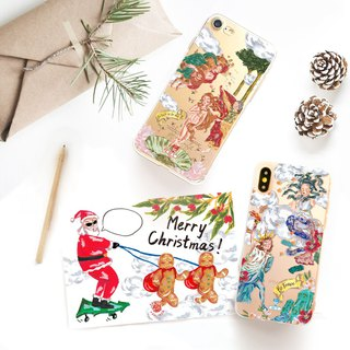 Christmas Goody Bag iPhone XS Max Case iPhone XR Samsung Note 9 SF Free Shipping