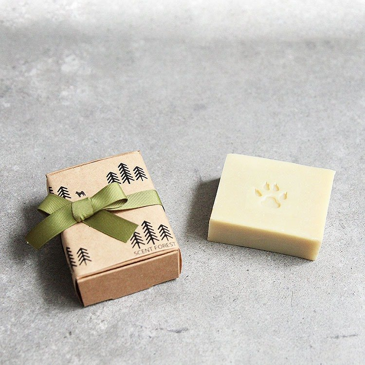 Dog Herbal Handmade Soap - Deodorant Anti-mite Cold Soap x 3