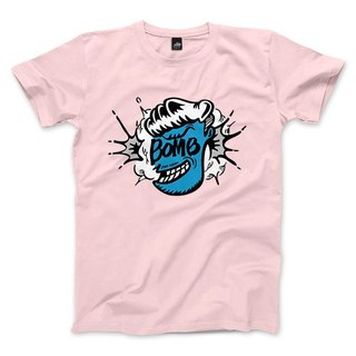 Mr.BOMB - Pink - neutral T-shirt