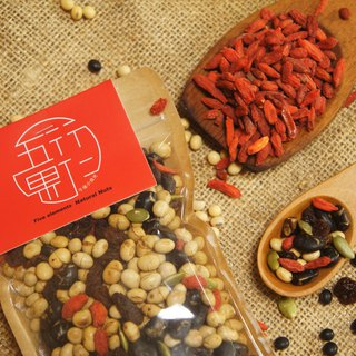 【Light snacks in the afternoon】 Five Elements Nuts (200g/pack)