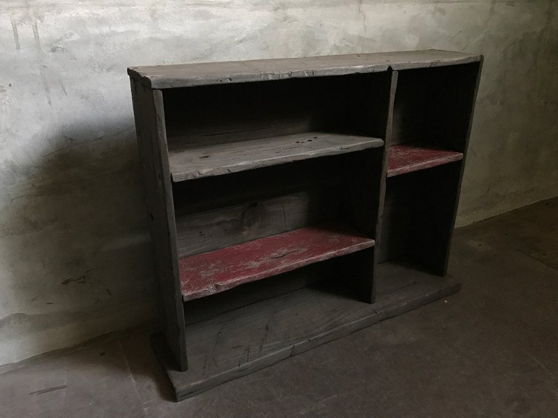 3-2 Shelf -2 red medi-