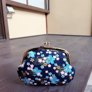 Sakura dance parent-child gold bag
