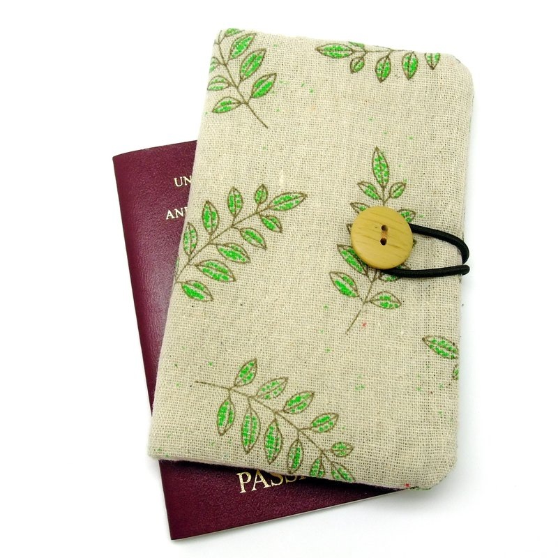 Passport sleeve, passport cover, fabric passport case, pouch (Ps8)