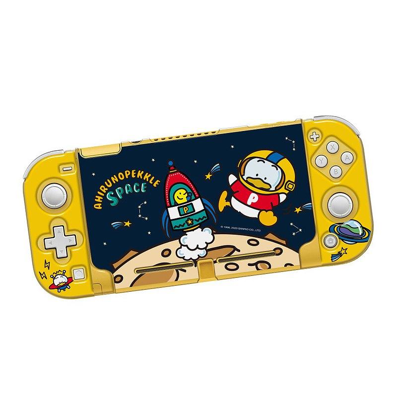 【Hong Man】 三麗鷗系列 任天堂 Switch Lite 保護殼 宇宙太空鴨