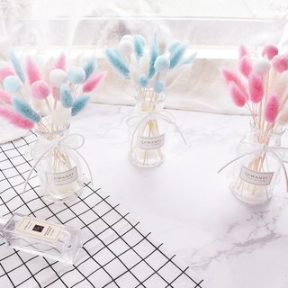 Dream Elf Potted Flower Dry Flower Everlasting Flower Wedding Small Object