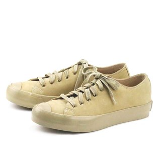 EYE M1154C Sand leather sneakers