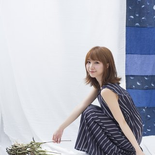 Original stripes are thin dresses pure cotton fabric