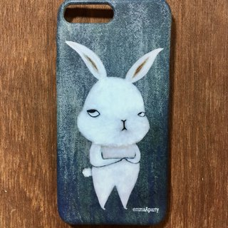 emmaAparty illustration phone case: little rabbit