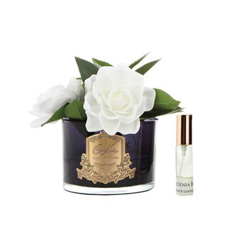 CoteNoire Fragrance Flower - Three Gardenia Floral Fragrance Flowers