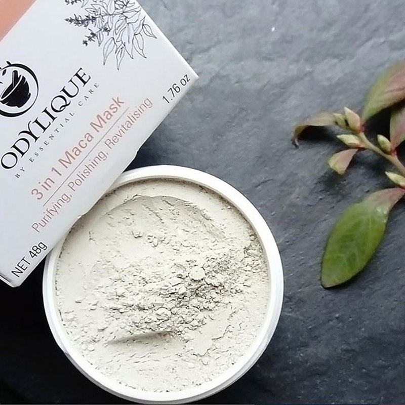 Odylique 3-In-1 Maca Mask 48g