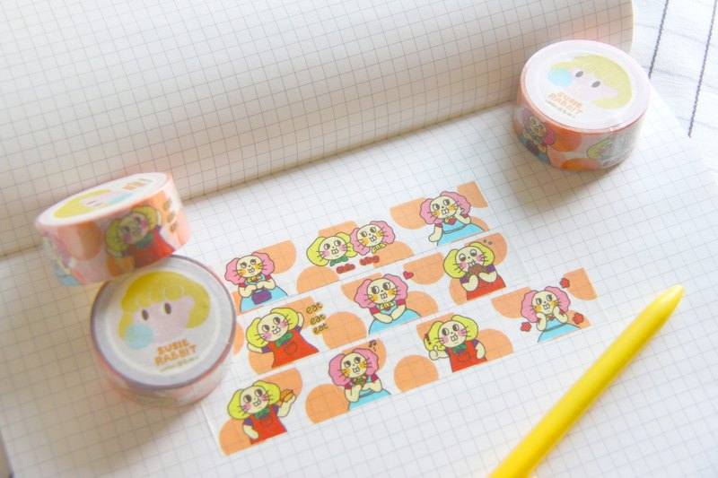 Lovely pancake masking tape