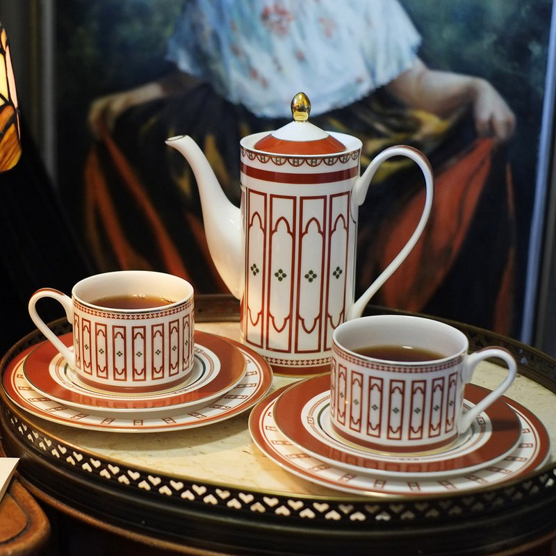 Medici Bone China Afternoon Tea Set