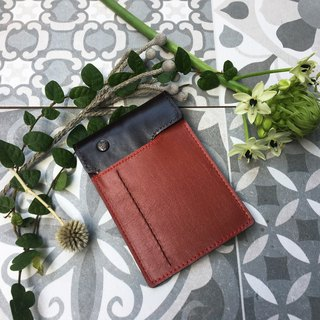 Professional handmade - handmade leather business card holder (3)