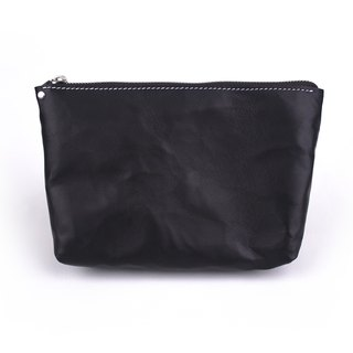 [LAMB ROCK]|Cosmetic Pouch [L]|Zipper Toiletry Makeup Bag