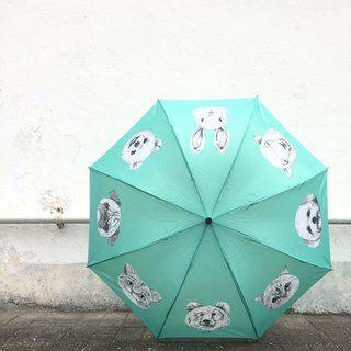 adc party animal umbrella (assorted animals)