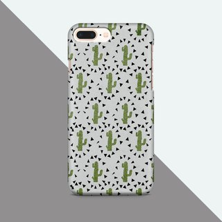 Cactus - grey iPhone case / Samsung case
