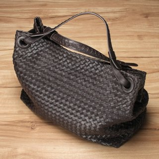 STORYLEATHER made Style 6236 woven bag