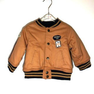 Cotton shop small pilot jacket
