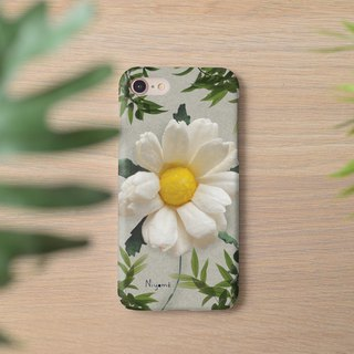 iphone case cute Daisy flower for iphone5s, 6s, 6s plus, 7, 7+, 8, 8+, iphone x