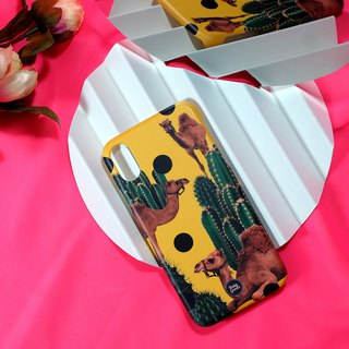 iPhone Case Cover 5 se 6 s 7 8 plus 10 x i6 i7 i8 ix S8 S9 Note8 P10 Sony Cactus
