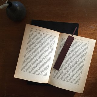 Oracle Bone Script Bookmark
