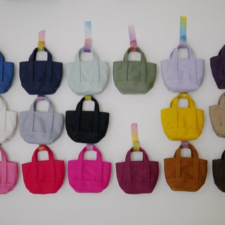 Plus purchase - classic tote bag S size plus key ring