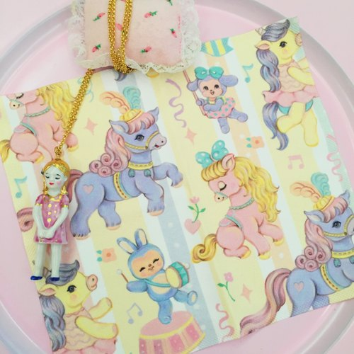 Illustrator Series OnlyTwo - Pony Parade ll Wipes