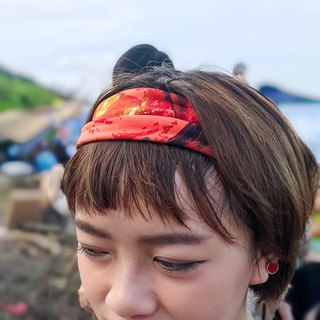 Sport and casual use headband